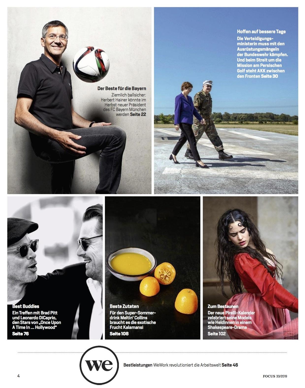FOCUS Magazin FOCUS Magazin - Das Glück der zweiten Chance