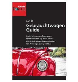 FOCUS Online Gebrauchtwagen-Guide