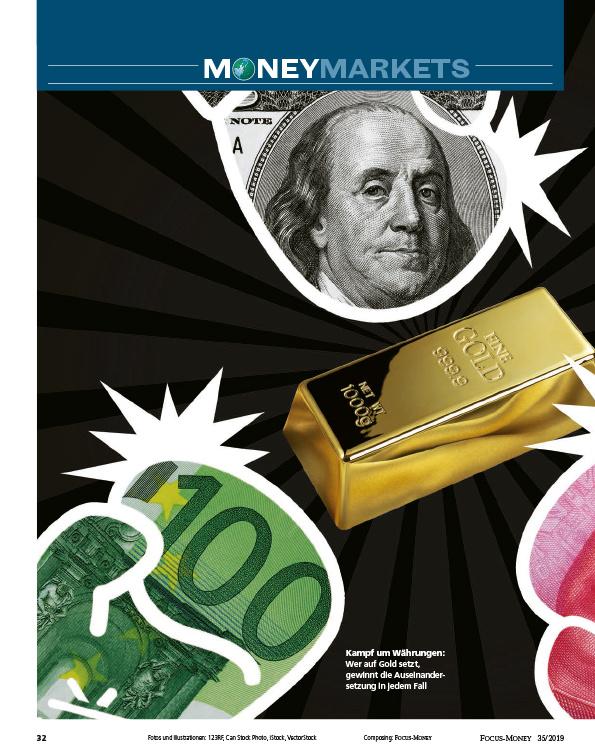 FOCUS MONEY FOCUS MONEY – Kaufen Sie Gold! Alle Fakten, alle Anlagen, alle Kursziele