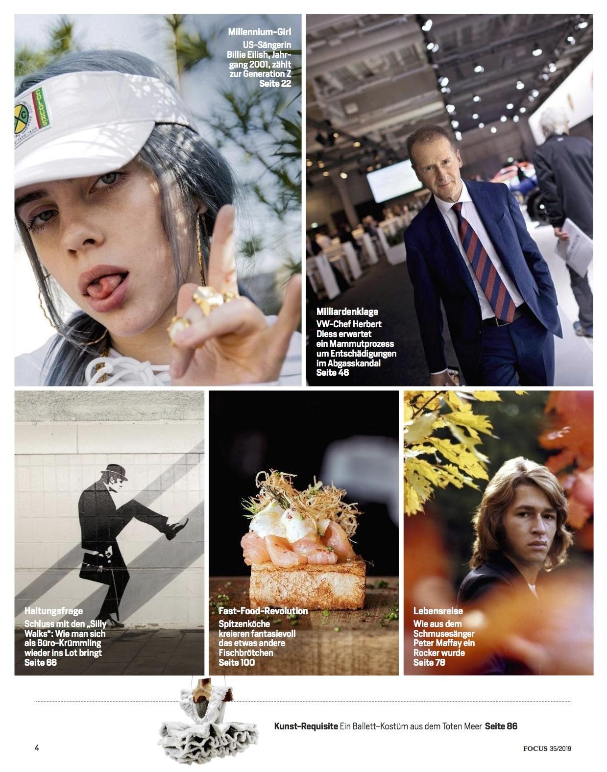 """FOCUS Magazin FOCUS Magazin - """"Inside AfD"""""""