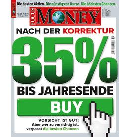 FOCUS-MONEY Nach der Korrektur – 35 Prozent bis Jahresende
