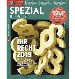 FOCUS-SPEZIAL Deutschlands Top-Anwälte 2019