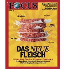 FOCUS Magazin Das neue Fleisch