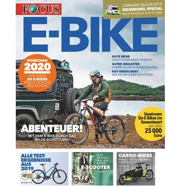 FOCUS E-BIKE FOCUS E-Bike 02/2019