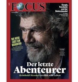 FOCUS Magazin Der letzte Abenteurer