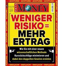 FOCUS-MONEY Weniger Risiko = Mehr Ertrag