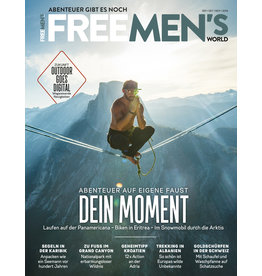FREE MEN'S WORLD Dein Moment