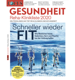 FOCUS-GESUNDHEIT Die Top-Rehakliniken 2020