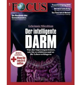 FOCUS Magazin Der intelligente Darm