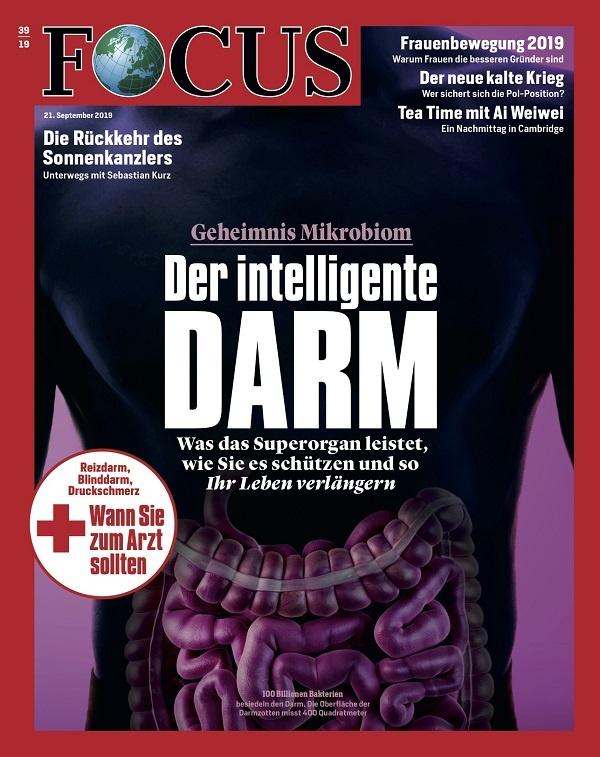 FOCUS Magazin FOCUS Magazin - Der intelligente Darm