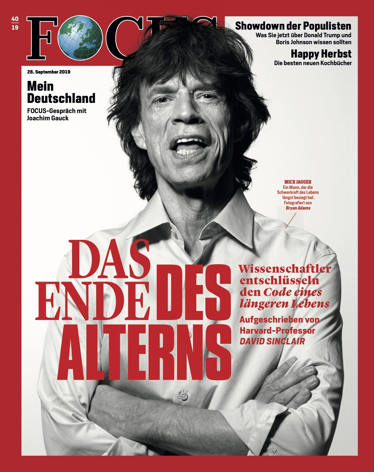 FOCUS Magazin FOCUS Magazin - Das Ende des Alterns