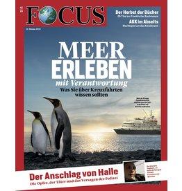 FOCUS Magazin Meer erleben mit Verantwortung