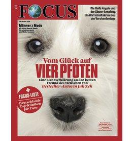 FOCUS Magazin Vom Glück auf vier Pfoten