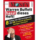 FOCUS-MONEY FOCUS MONEY – Warren Buffett hasst dieses Heft! Was Anleger aus den Fehlern der Investment-Legende lernen können.