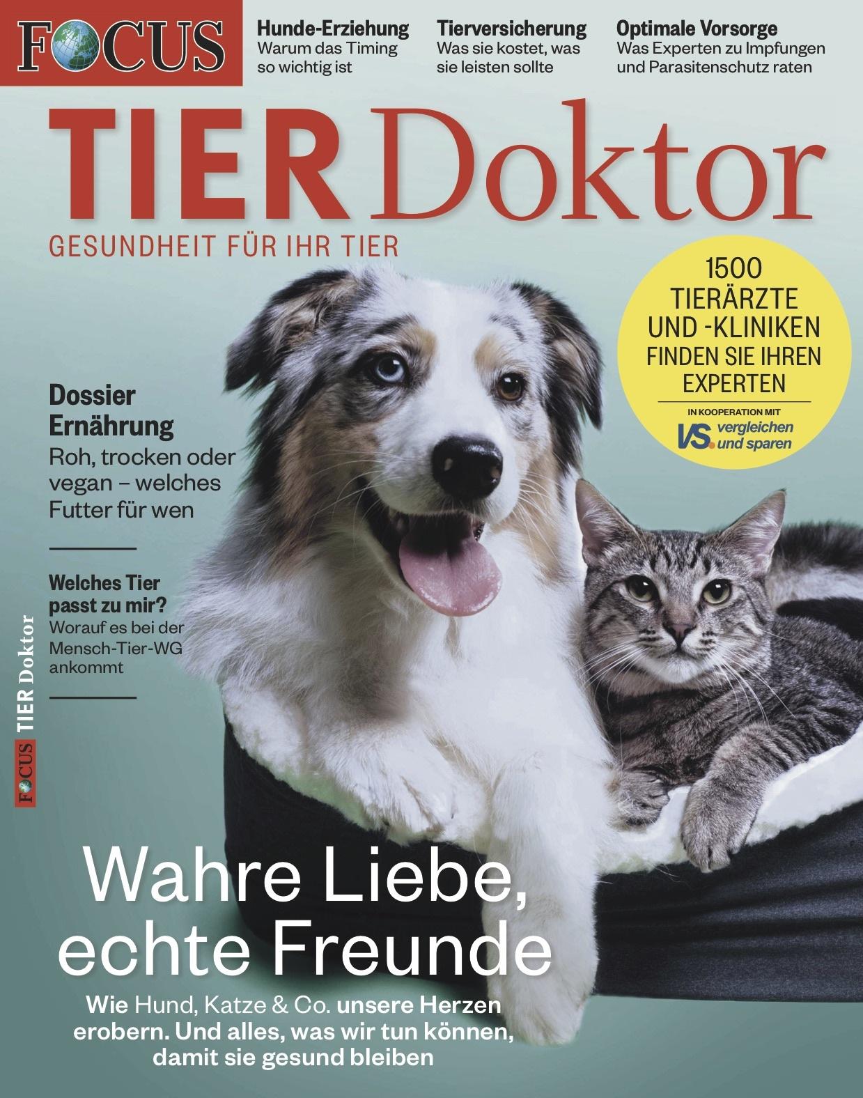 FOCUS-SPEZIAL FOCUS Spezial - Tierdoktor