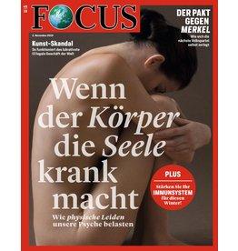 FOCUS Magazin Wenn der Körper die Seele krank macht