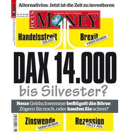 FOCUS-MONEY Dax 14.000 – wie die aktuelle Geldschwemme die Börse beflügelt