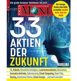 FOCUS-MONEY 33 Aktien der Zukunft
