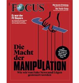 FOCUS Magazin Die Macht der Manipulation