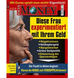 FOCUS-MONEY EZB-Chefin Christine Lagarde: Diese Frau experimentiert mit Ihrem Geld