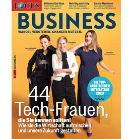 FOCUS BUSINESS Mittelstand 2020