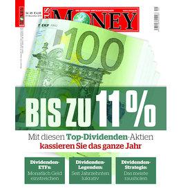 FOCUS-MONEY Bis zu 11%! Mit diesen Top-Dividenden-Aktien kassieren Sie das ganze Jahr