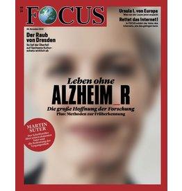 FOCUS Magazin Leben ohne Alzheim_r