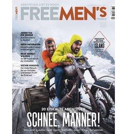 FREE MEN'S WORLD Schnee,Männer!
