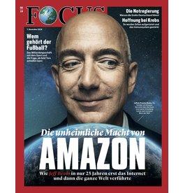 FOCUS Magazin Die unheimliche Macht von Amazon