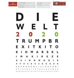 FOCUS Magazin Die Welt 2020