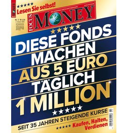 FOCUS-MONEY Die Millionen-Strategie