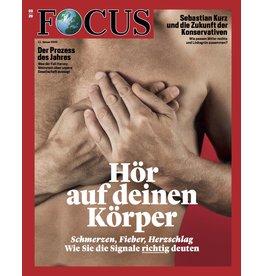 FOCUS Magazin Hör auf deinen Körper