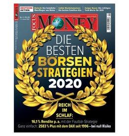 FOCUS-MONEY Reich im Schlaf: Die besten Börsenstrategien 2020