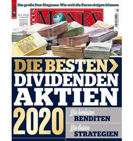 FOCUS-MONEY Die besten Dividenden-Aktien 2020