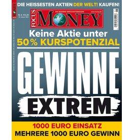 FOCUS-MONEY Gewinne extrem: keine Aktien unter 50% Kurspotenzial