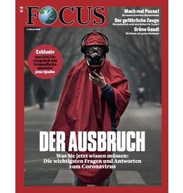 FOCUS Magazin Der Ausbruch