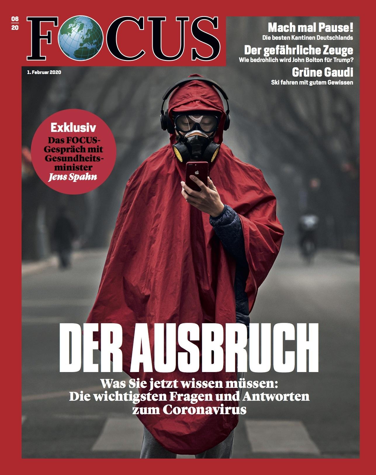 FOCUS Magazin FOCUS Magazin - Der Ausbruch