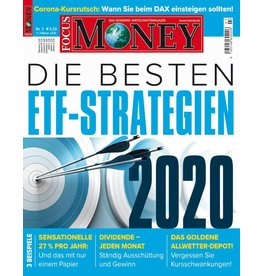 FOCUS-MONEY Die besten ETF-Strategien 2020
