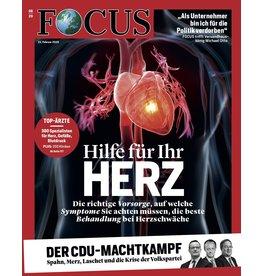 FOCUS Magazin Hilfe für Ihr Herz