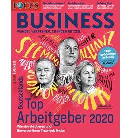 FOCUS-BUSINESS Die besten Arbeitgeber 2020