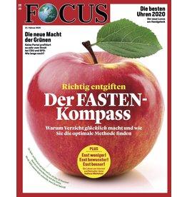 FOCUS Magazin Der Fasten-Kompass