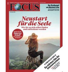 FOCUS Magazin Neustart für die Seele
