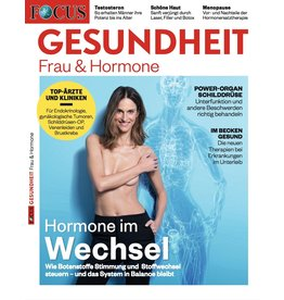 FOCUS-GESUNDHEIT Frauen & Hormone 2020
