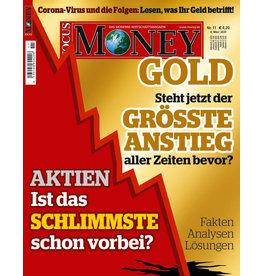 FOCUS-MONEY Gold: Steht der größte Anstieg aller Zeiten bevor?