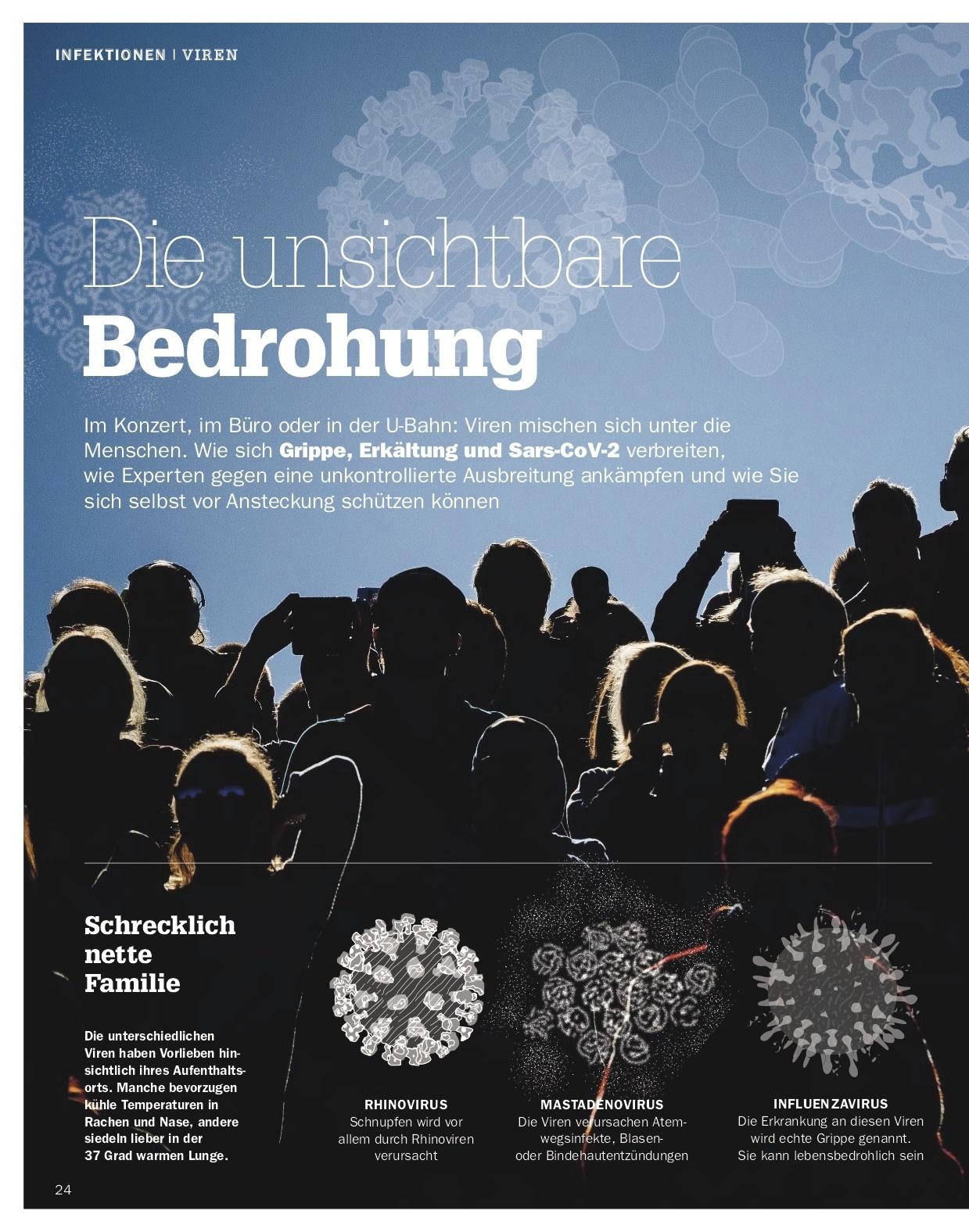 FOCUS-GESUNDHEIT FOCUS Gesundheit Spezial - Corona-Virus 2020