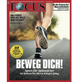 FOCUS Magazin Beweg dich!