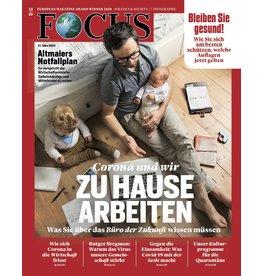 FOCUS Magazin Zu Hause arbeiten
