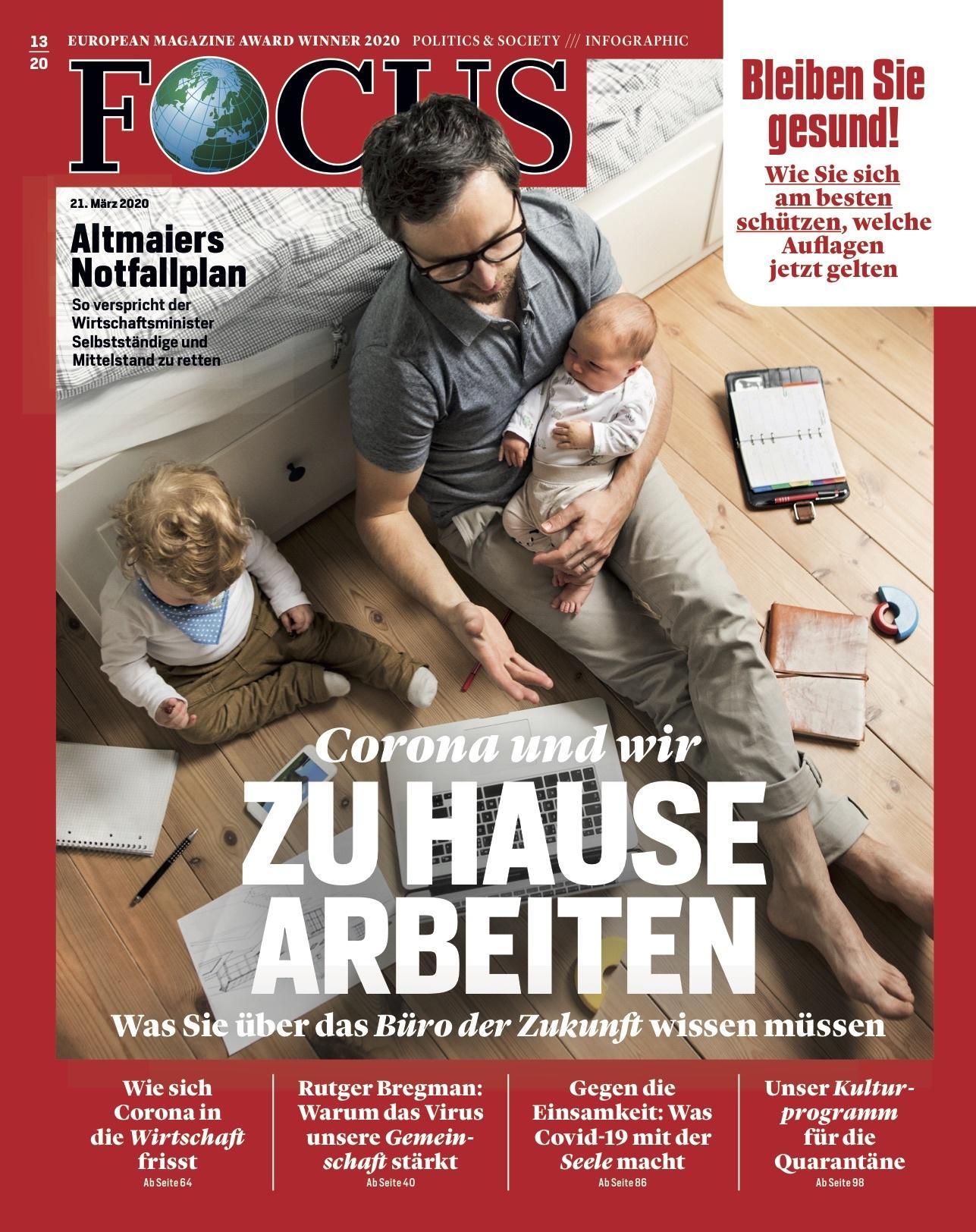 FOCUS Magazin FOCUS Magazin - Zu Hause arbeiten
