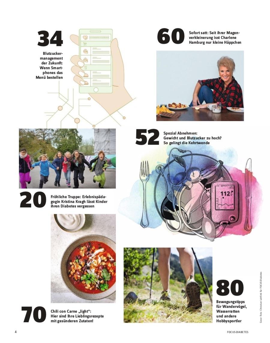 FOCUS-DIABETES FOCUS DIABETES - Gesund abnehmen