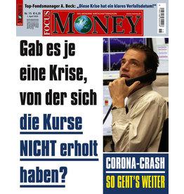 FOCUS-MONEY Gab es je eine Krise, von der sich die Kurse nicht erholt haben?